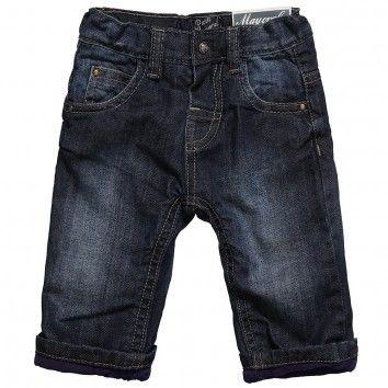 Baby Boys Dark Wash Jeans