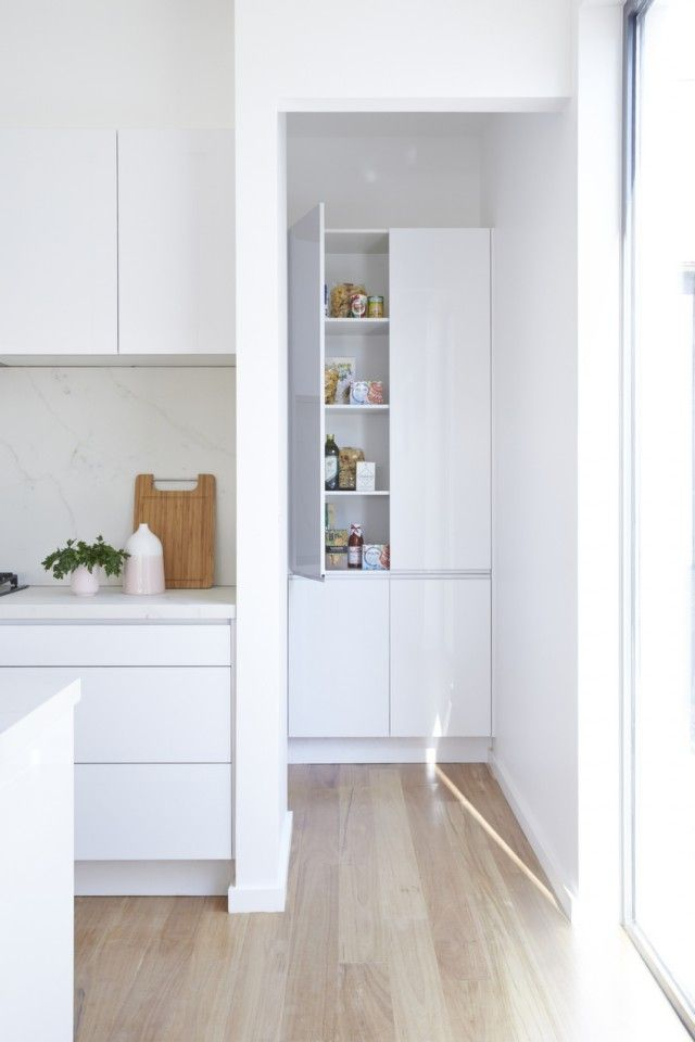 Freedom Kitchens /As they prepare to go back on The Block, Bec & George show us their new kitchen