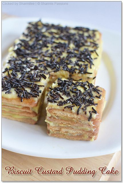 No-Bake-Biscuit-Custard-Puddingcake3 by vsharmilee, via Flickr