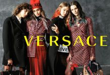 Джиджи Хадид решилась на эксперимент с волосами ради съемки в рекламе Versace