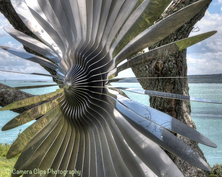 NZ Sculpture OnShore Exhibition 2014 | Camera Clips Photography