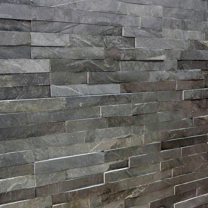 15x60cm Slate Black Split Face Tile Slate Bathroom And Tile