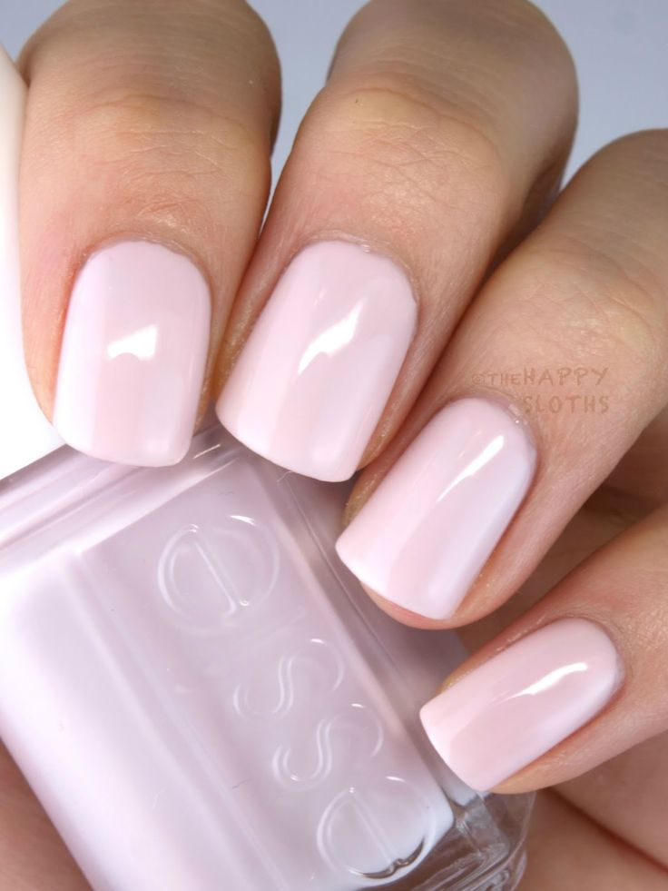 Essie Bridal 2015 Collection: Hubby for Dessert - wedding nails  ~  we ❤ this! moncheribridals.com