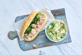Een keer wat anders als lunch? Ga voor deze pittige tonijnsalade met zeewier! - Recept - Allerhande