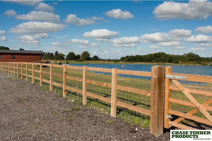 Orchard Fence Split Rail Fencing By Discount Fence