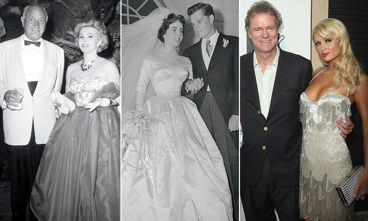 EXCLUSIVE: LizTaylor and Zsa Zsa Gabor almost destroyed Hilton empire #DailyMail