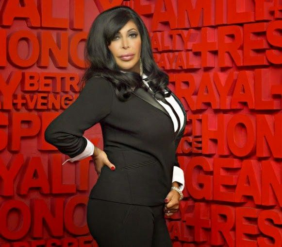 VIDEO: Big Ang Dishes On Her Businesses, Granddaughters And New Season Of Mob Wives!