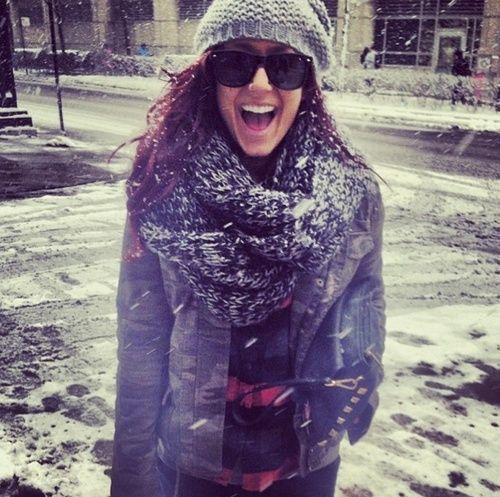 4 Simple Steps to Chelsea Houska's Pretty Winter Waves