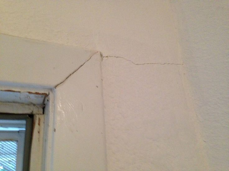 how to fix a cracked house slab