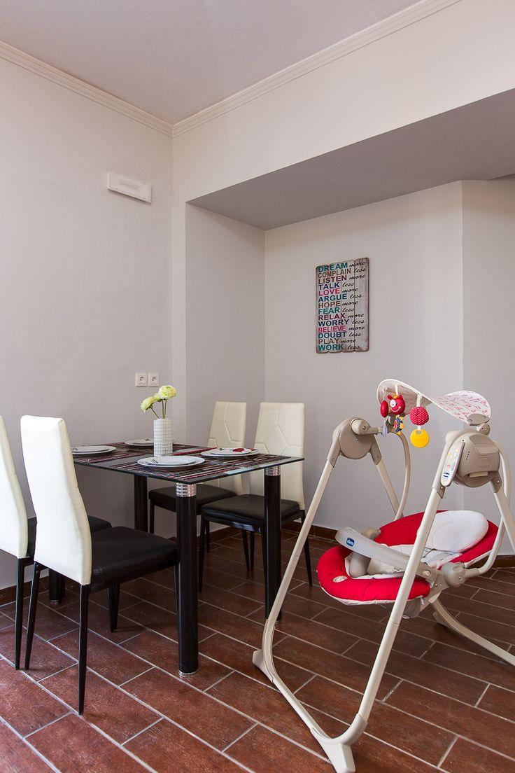 Villa Ioanna, Pigi village, Rethymno, Crete, Greece sinatsakisvillas.gr #villa #rethymno #crete #greece #village #island #vacation_rental #luxurious_accommodation #private #summer_in_crete #visit_greece #dining_area