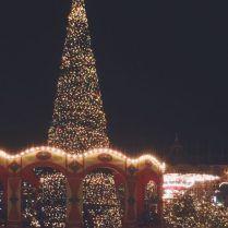 Christmas Decorations at Tivoli Gardens