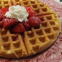 Tender and Easy Buttermilk Waffles Photos - Allrecipes.com