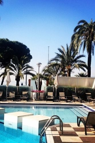 Best way to start the day! {Grand Hyatt Cannes Hotel Martinez}