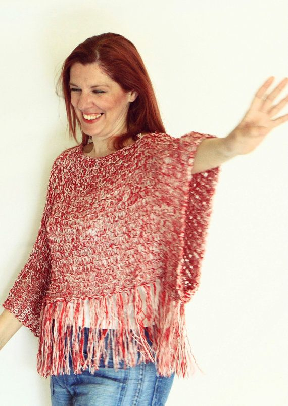 Boho sweater shrug summer wrap boho shrug fringe by polixeni19