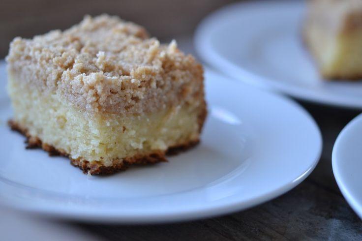 gluten free Crumb Cake-making this right now! YUM!