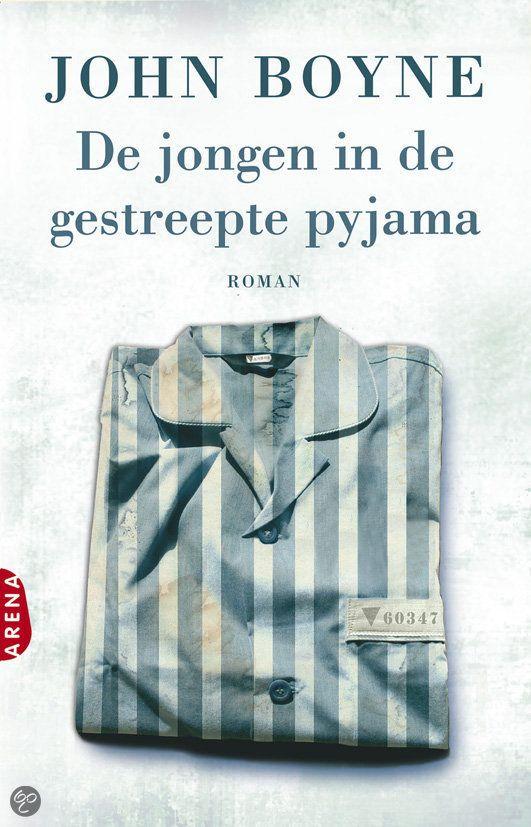 De jongen in de gestreepte pyjama-John Boyne