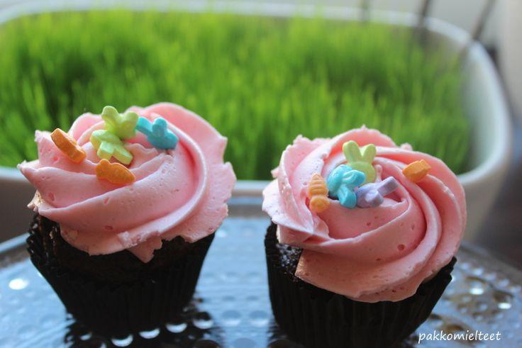Easter Cupcakes / Pakkomielteitä
