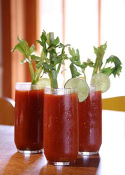 Basil Balsamic Bloody Mary's - This is the last Bloody Mary recipe you ...