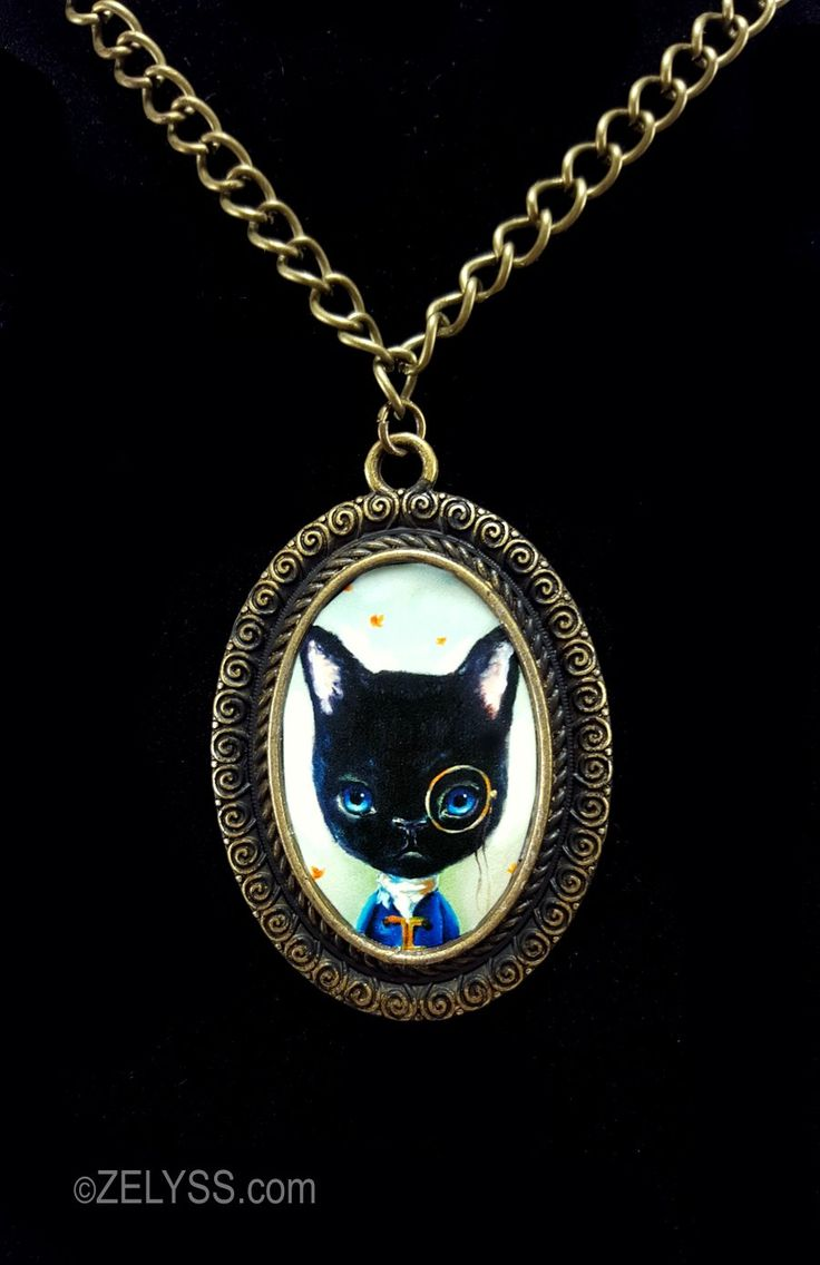 Image of Limited Edition: 'Kitten Sir' PRINT CAMEO