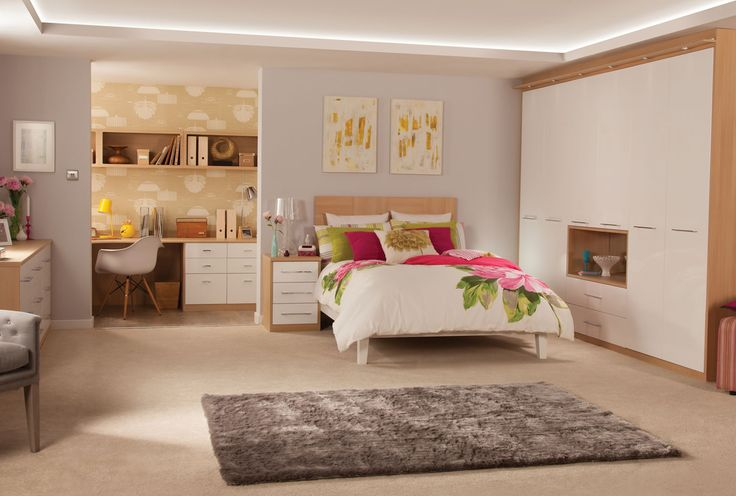 Cosmopolitan Bedroom Furniture by Sharps http://www.sharps.co.uk/fitted-bedrooms/cosmopolitan/
