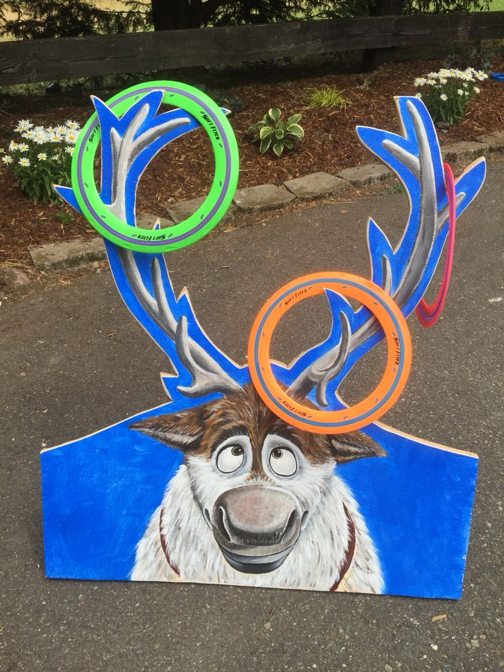 build a ring toss game