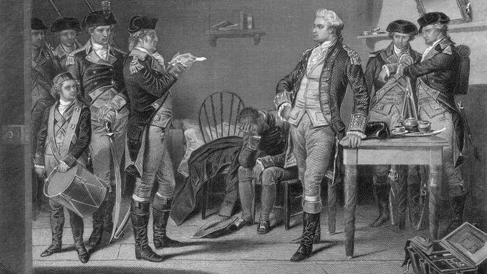 Curajos, dar frustrat: Omul care-a vrut să vândă America britanicilor