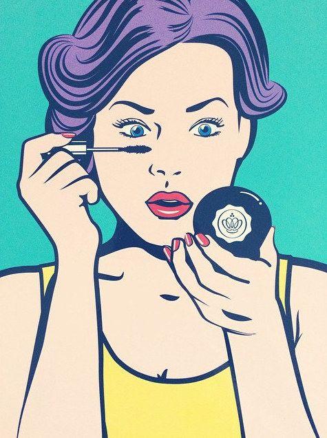 Make up time Más