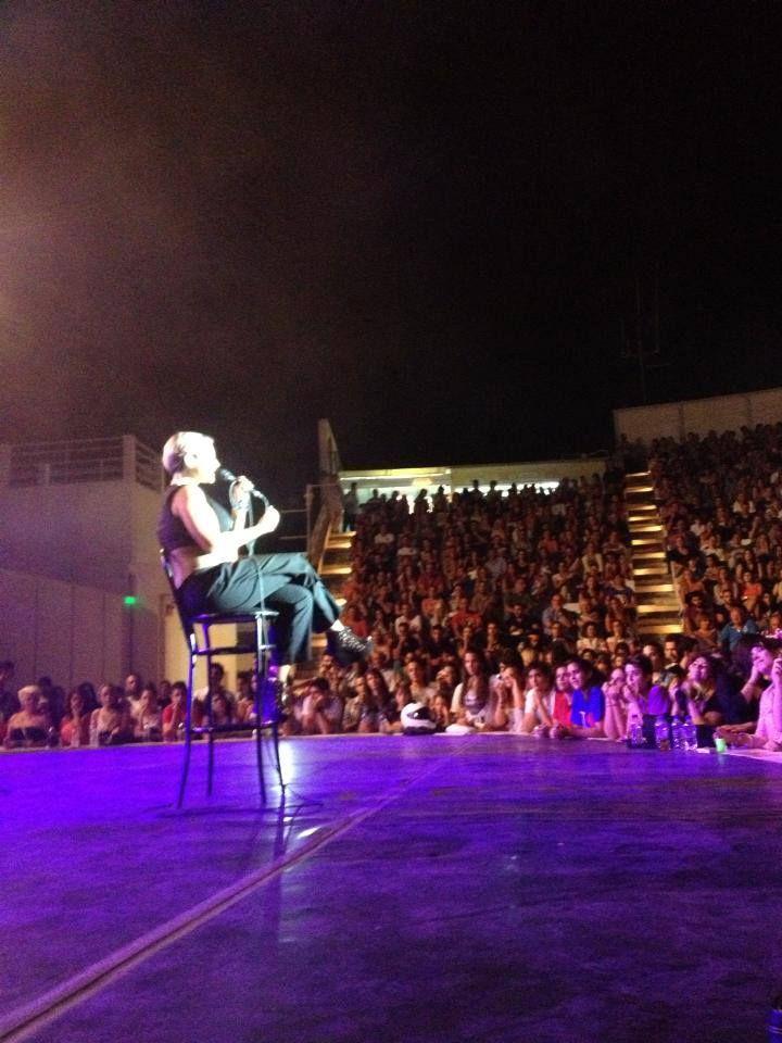 Βεάκειο Θέατρο - 3 Σεπτεμβρίου 2013 #eleonorazouganeli #eleonorazouganelh #zouganeli #zouganelh #zoyganeli #zoyganelh #elews #elewsofficial #elewsofficialfanclub #fanclub