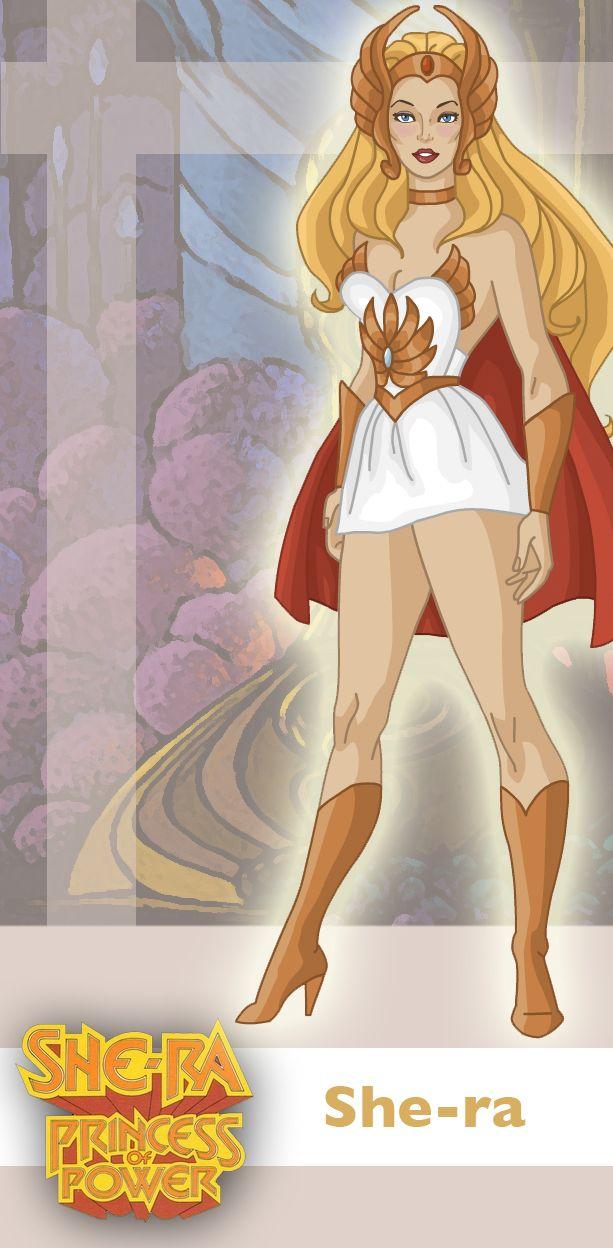 Princess of Power: She-ra by ~davidgozu on deviantART