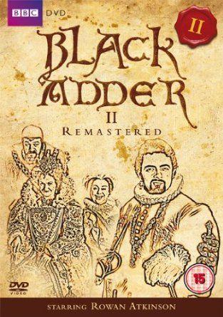 Blackadder II (Remastered) [DVD] [1986]: Amazon.co.uk: Rowan Atkinson, Tony Robinson, Tim McInnerny, Miranda Richardson, Stephen Fry, Patsy ... https://twitter.com/mizukawaseiwa/status/427112137266196480