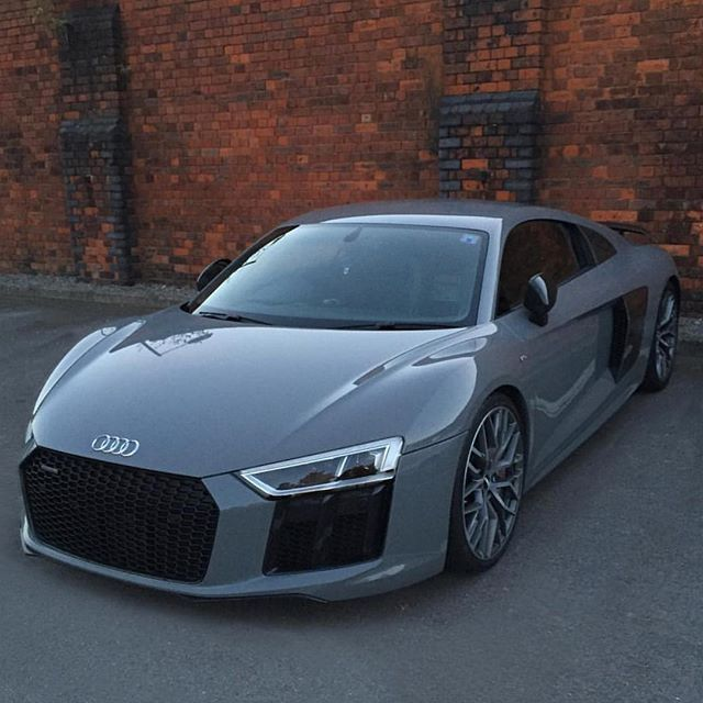 Audi R8 #TheAffluentLeague Courtesy of: @philipirelandsupercars