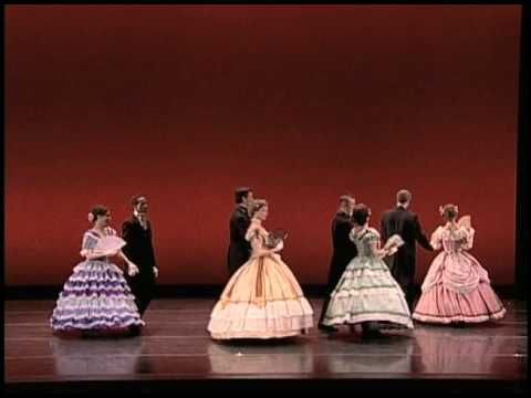 How to Dance Through Time: 19th Century Ball: The Charm of Group Dances