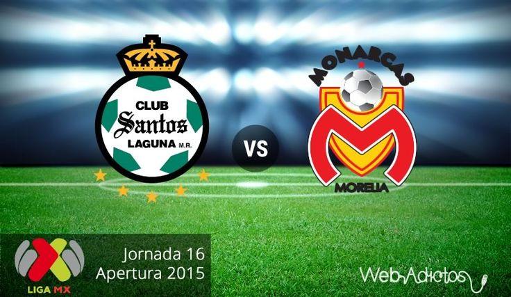 Santos vs Morelia, Fecha 16 del Apertura 2015 ¡En vivo por internet! - http://webadictos.com/2015/11/06/santos-vs-morelia-apertura-2015/?utm_source=PN&utm_medium=Pinterest&utm_campaign=PN%2Bposts