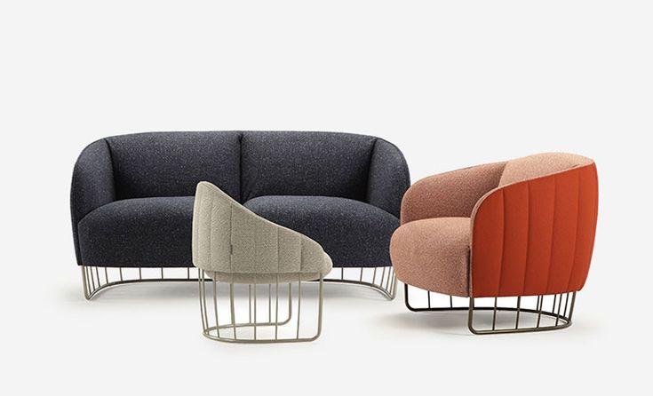 Diseño minimalista para tu hogar. Descubre más modelos en nuestra web :) #butaca #salón #decoración