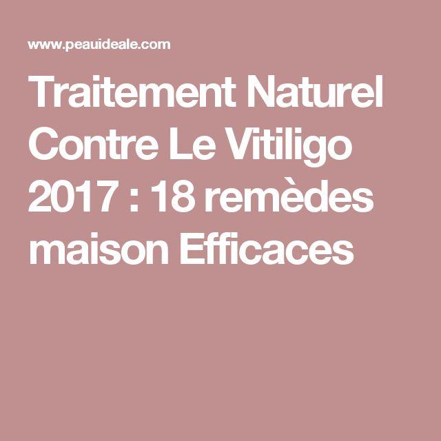 Traitement Naturel Contre Le Vitiligo 2017 : 18 remèdes maison Efficaces