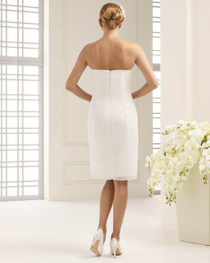ORTENSIA dress from Bianco Evento