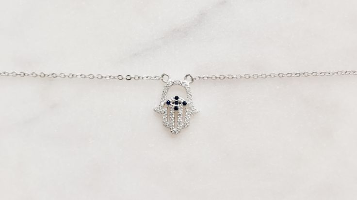 Sterling silver lover necklace bohchicstore.com