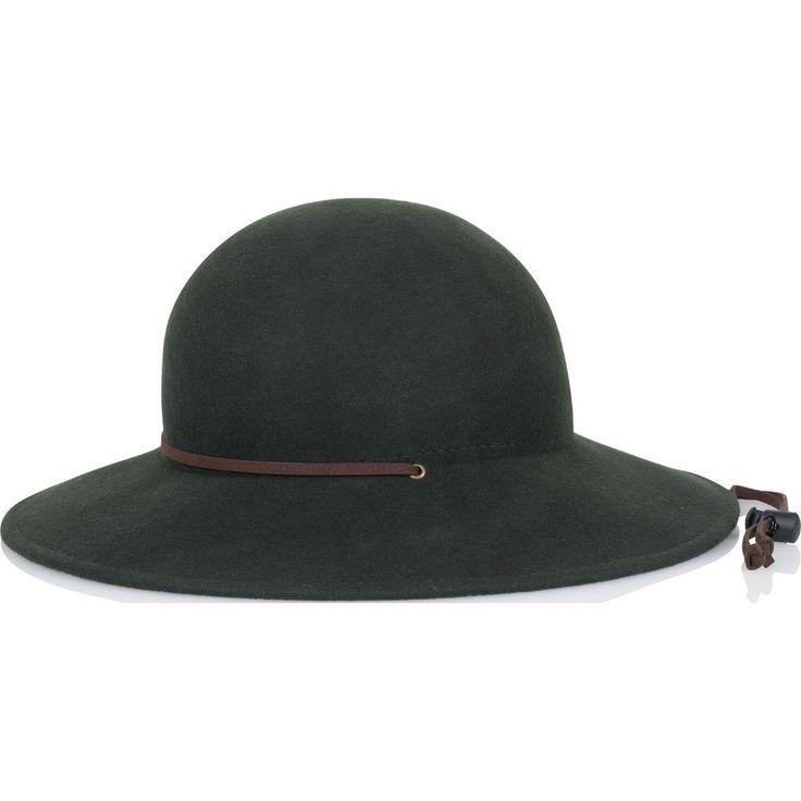 All Good Freeloper Men's Felt Hat | Black