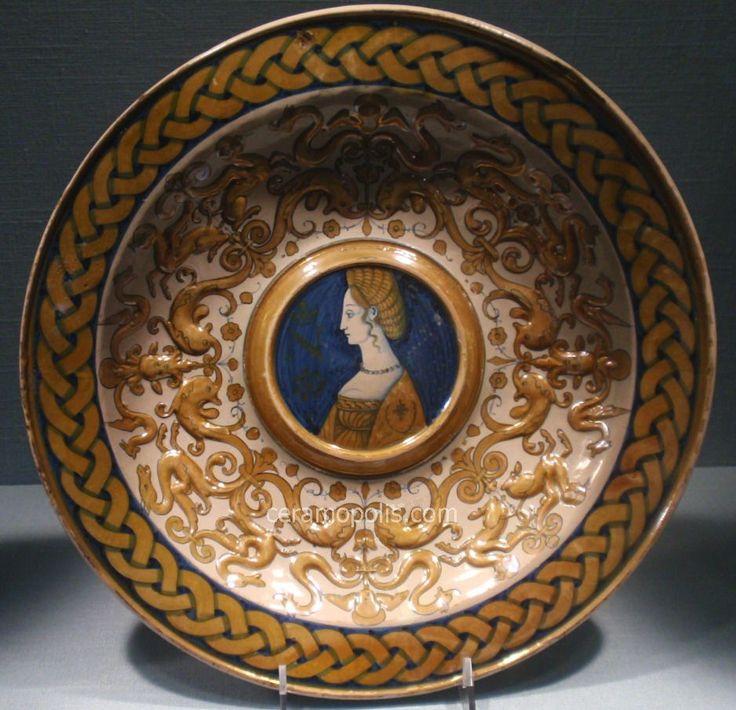 Deruta ca.1520-30 Metropolitan Museum NY