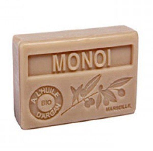 Savon naturel 100gr parfum Monoi