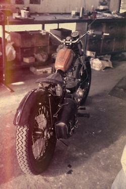 the Alley Cat / ClassicMotoRestore