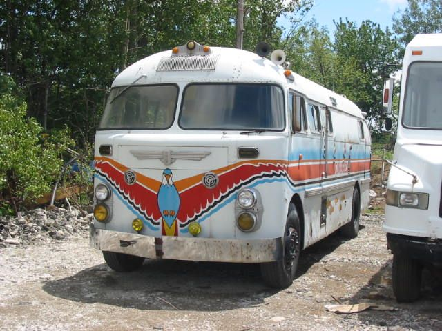1949 Prevost a | RV's/BUSES | Rv bus, Busses, Trucks