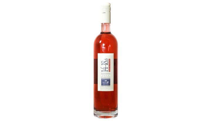 Årets beste rosévin kommer fra ... Hellas! Kan man fange duften av hav i en flaske? Eller enda vanskeligere - i en rosé? Min personlige favoritt i år, fordi den er lett og kraftfull på samme tid, og gir en delikat, saltaktig tørrhet i kinnene.