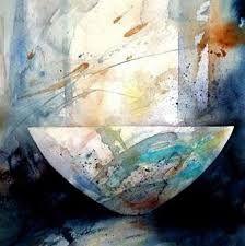 Bildresultat för abstrakt akvarell