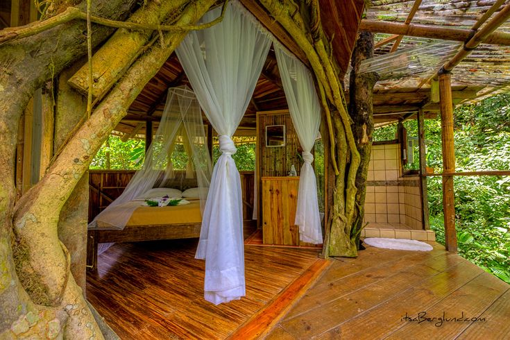 Finca bellavista tree house community in costa rica by for Tree house costa rica