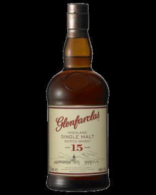 Glenfarclas 15 Year Old Scotch Whisky 700mL