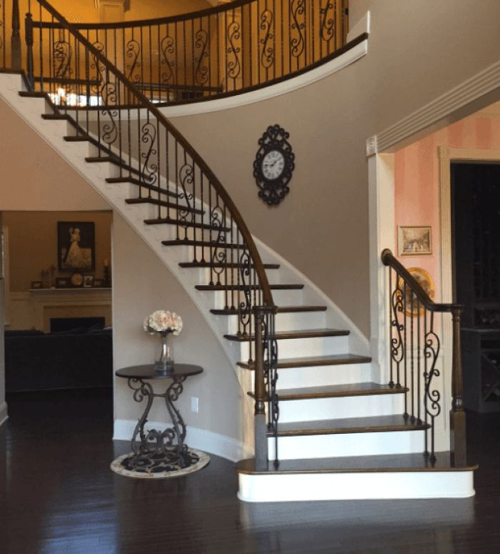 10 Eye Catching Staircase Designs For Unique Home Decor: Best 25+ Stair Spindles Ideas On Pinterest