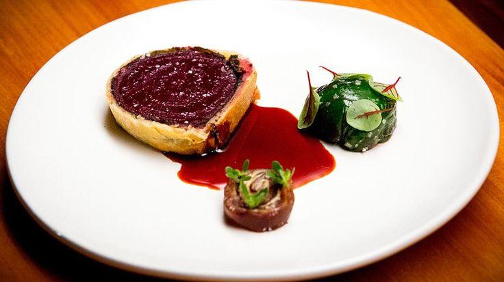 Beet Wellington recipe to veganise!                                                                                                                                                                                 More