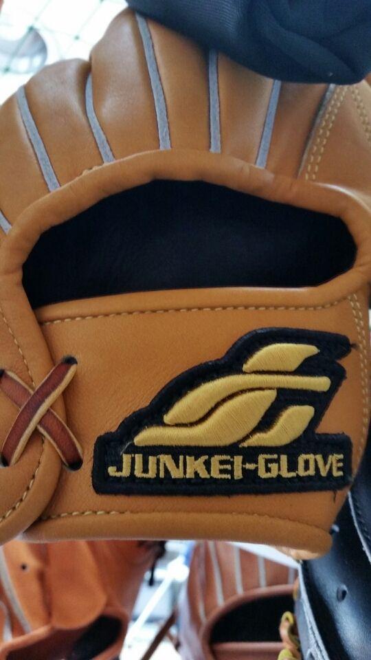 ジュンケイ 野球グローブの型付け専門 愛知県碧南市イソガイスポーツ