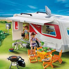 playmobil caravan - Google Search